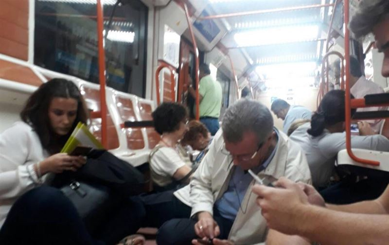 В Мадриде задержали 2 человек после стрельбы в метро