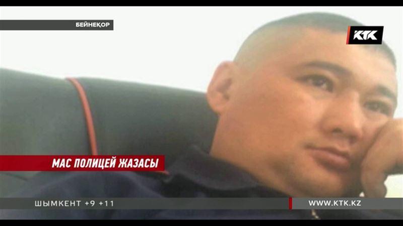 Павлодар облысында мас күйінде машина айдап, бес бірдей көліктің тас-талқанын шығарған полицей жүргізуші куәлігінен айырылды