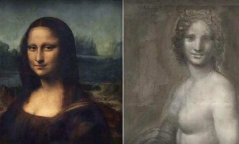 Во Франции обнаружили обнажённый портрет Моны Лизы