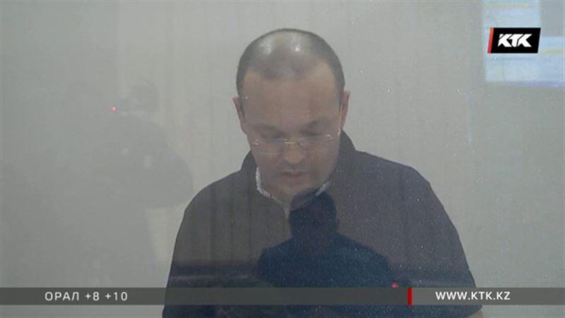 Шымкентте полицейлердің үрейін айналған атышулы Руслан Жанпейісов сотталды