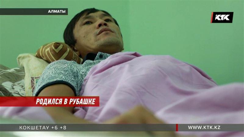 Выжившего в авиакатастрофе под Балхашом выписали из больницы