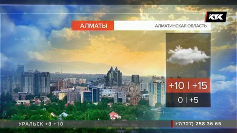 Готовиться к холодам казахстанцев призывают полицейские