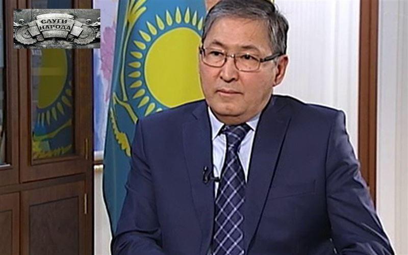 Слуги народа - Ерлан Сагадиев, министр образования и науки РК