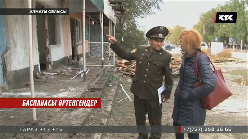 Алматы облысында жұрт алапат өрттің ортасынан қалай шыққандарын айтты