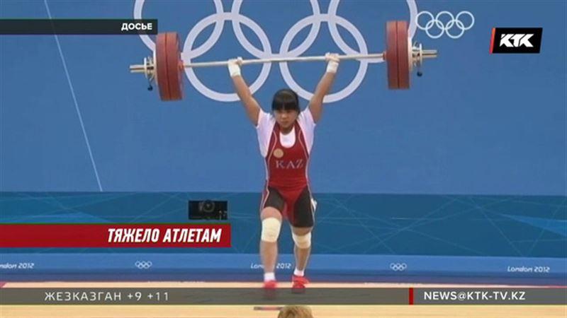 Казахстан будет добиваться сокращения срока дисквалификации тяжелоатлетов