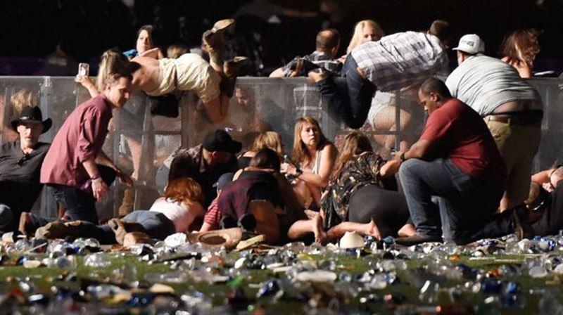Стрельба в Лас-Вегасе: ИГИЛ взял на себя ответственность