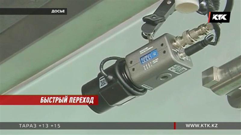 На госгранице Казахстана работу перевели в электронный формат