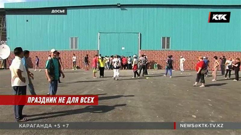 До конца недели казахстанцы попасть в Китай не смогут