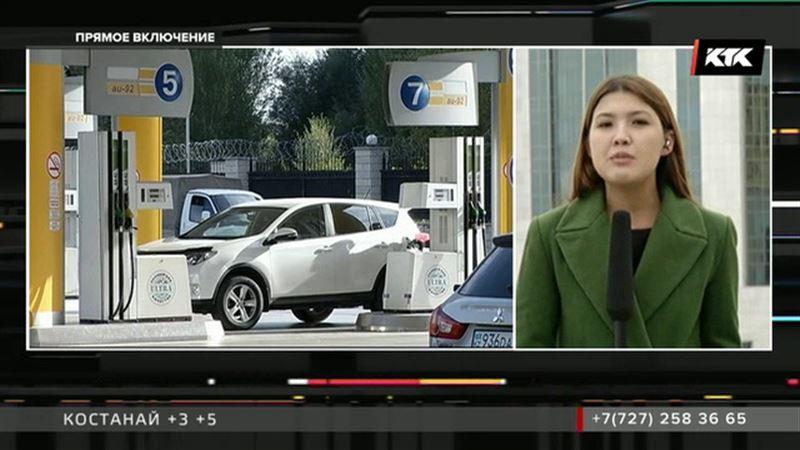 Будут ли снижаться цены на бензин, поинтересовался премьер-министр