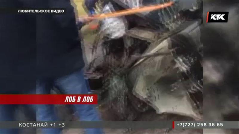 В Карагандинской области разыскивают свидетелей  ДТП со смертельным исходом