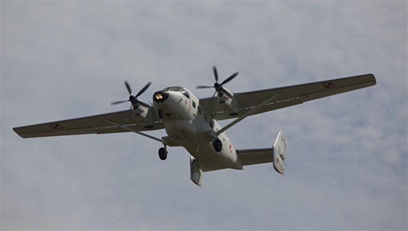 В разбившемся самолете под Алматы находились 5 человек