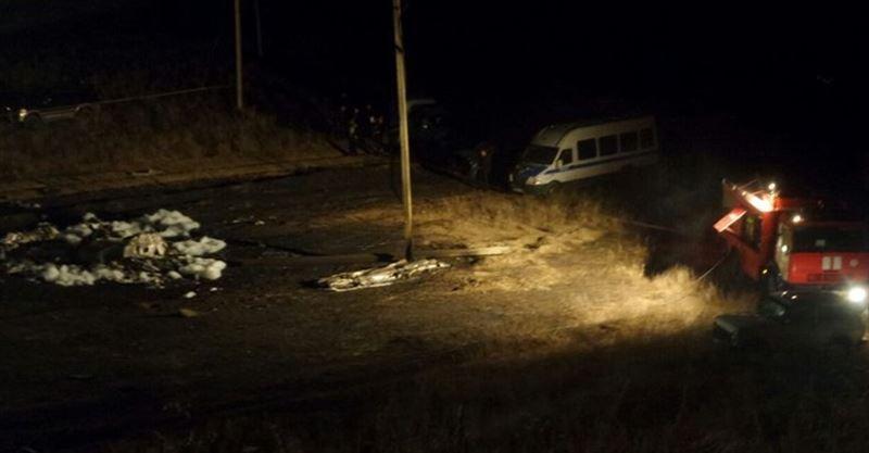 Два члена экипажа разбившегося Ан-28 были из Кыргызстана
