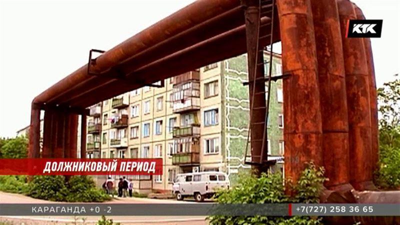 10 миллиардов задолжали казахстанцы тепловикам