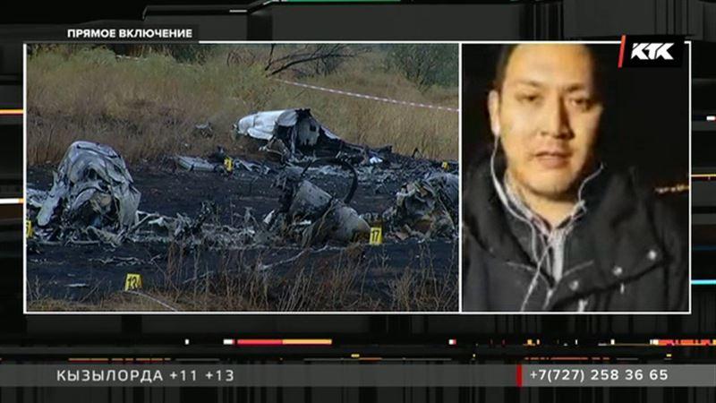 Перед крушением члены экипажа Ан-28 были спокойны