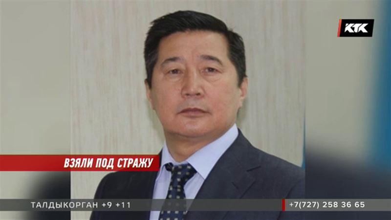 Крупный чиновник от спорта задержан в Астане