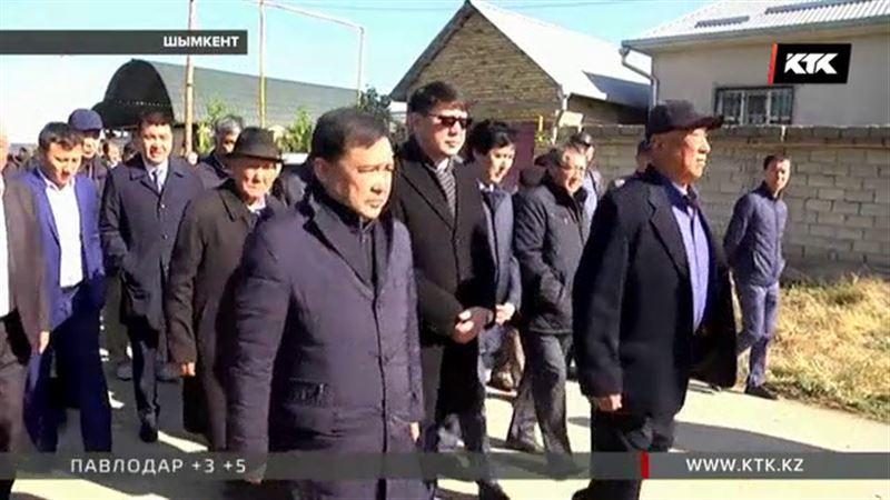 В Шымкенте простились с врачом, погибшим при крушении самолета под Алматы