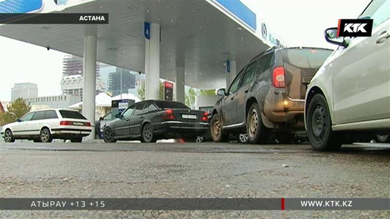 Бензиновая лихорадка перекинулась на главные города страны