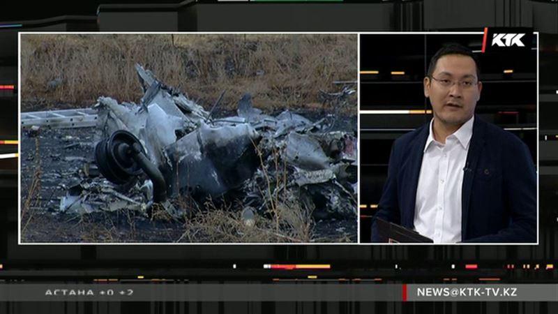Тела двух пилотов Ан-28 доставили ночью в Бишкек