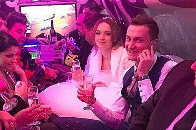 Свадьба Дианы Шурыгиной и Андрея Шлягина закончилась дракой