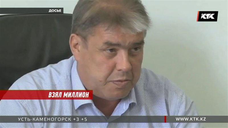 Директор «Атырау су арнасы» арестован