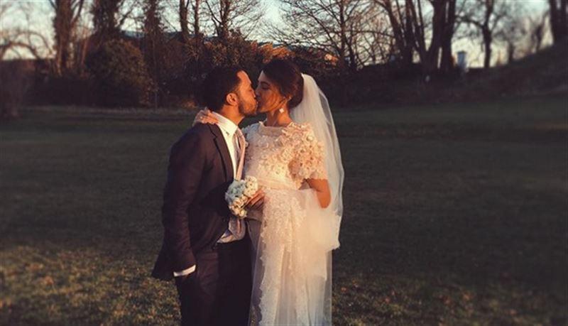 Дочь Валерия Меладзе вышла замуж