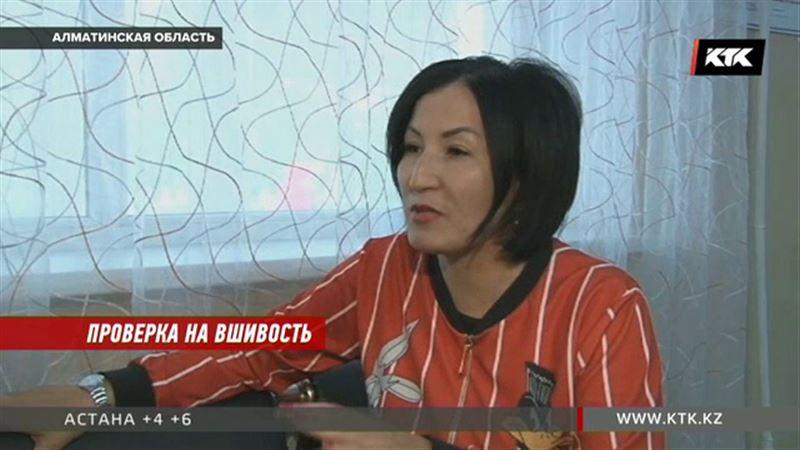 Алматинскую область захватили вши
