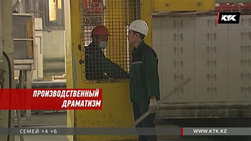 На предприятиях Казахстана каждый год гибнут 250 человек