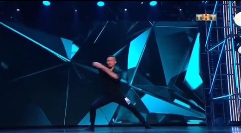 Казахстанец Сергей Другов прошел отбор в шоу «Танцы» на ТНТ