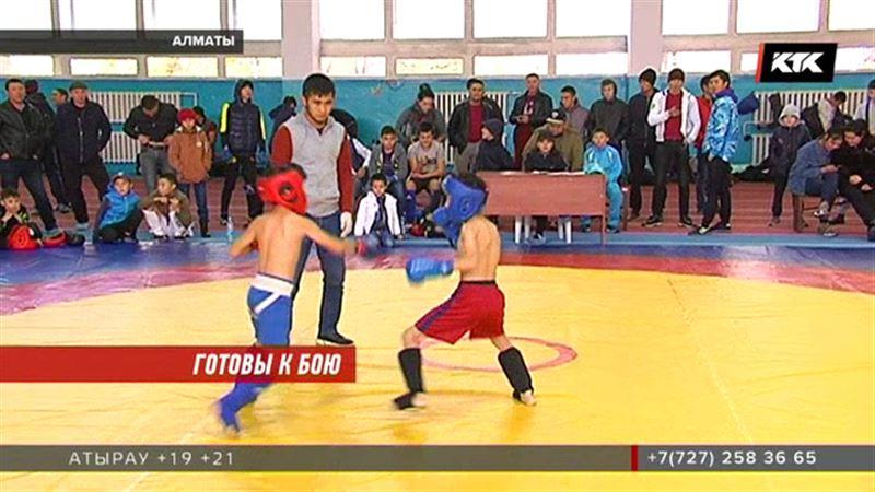 «Дети Азии против терроризма» - спортивный турнир завершился
