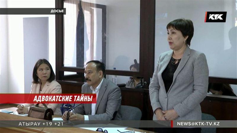 В Атырау адвокаты пошли против Министерства юстиции