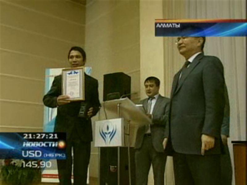 Лучшие учителя и учащиеся Карасайского района Алматинской области получили призы