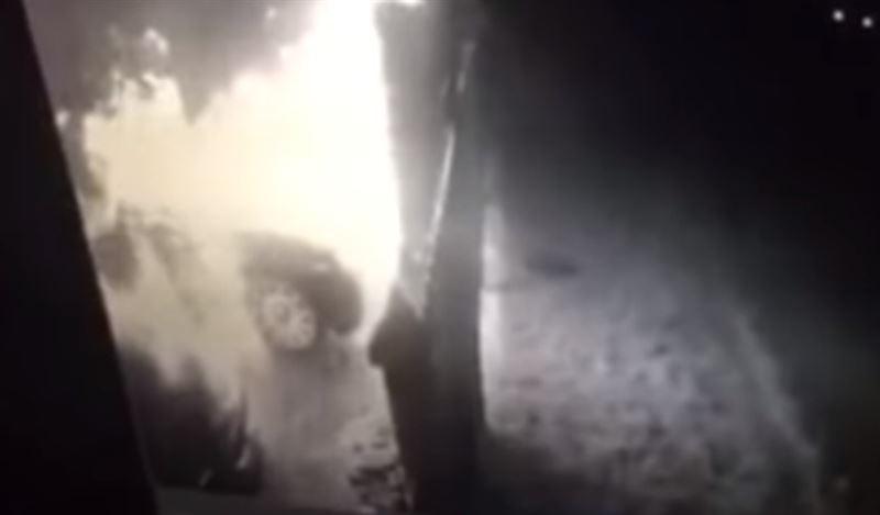 Неизвестный сжег Rolls-Royce в Калининграде