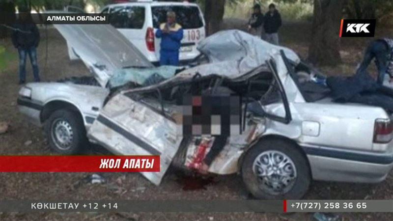 Алматы облысында жанармай алуға кеткен 17 жастағы  жігіт қаза тапты
