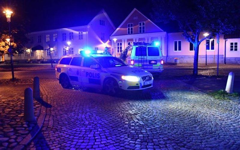Несколько человек пострадали из-за стрельбы в Швеции