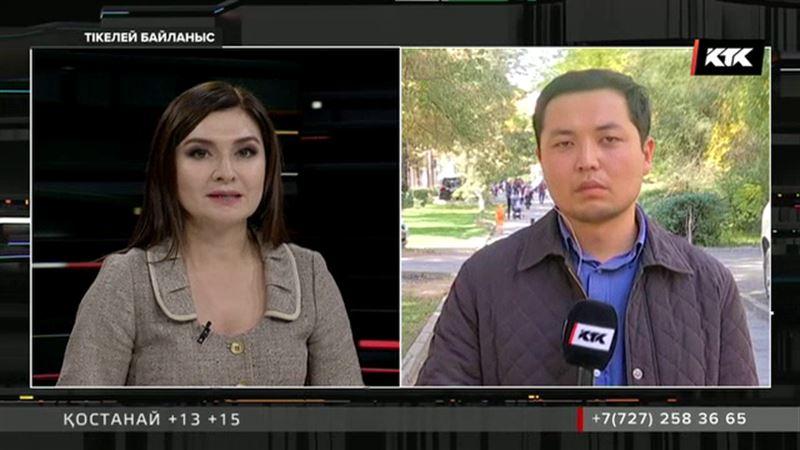 Тікелей эфир: Қырғызстан президенттігінен үміткер Өмірбек Бабанов сайлау туралы өз ойын айтты