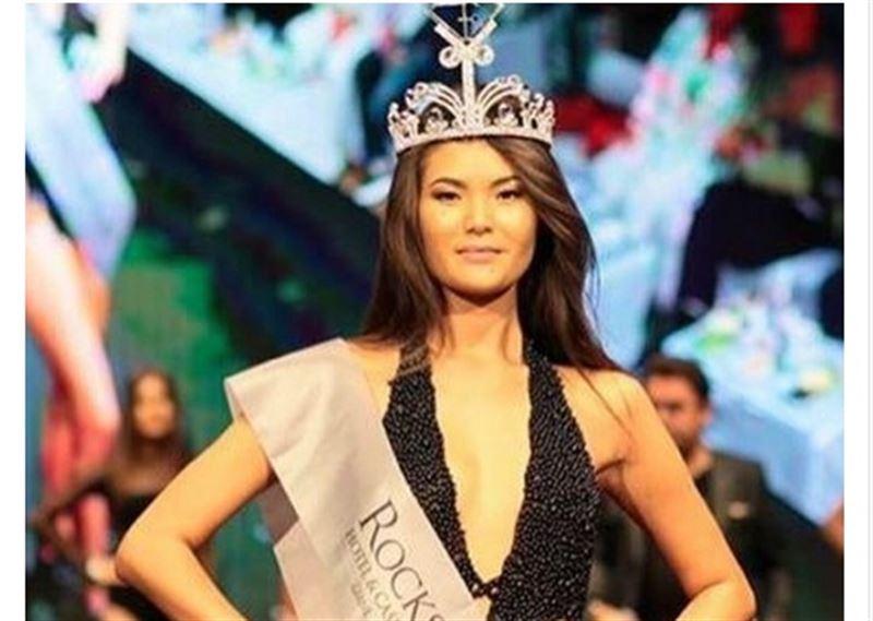 Казахстанская модель победила в конкурсе Miss Fashion TV