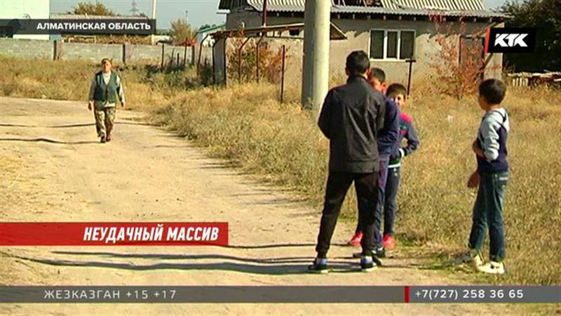 Одиннадцать тысяч человек в Алматинской области живут в домах-призраках