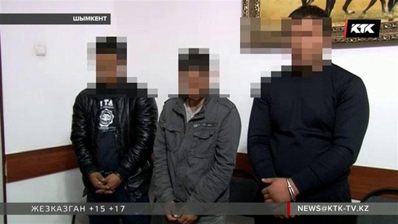 Грабителей шымкентского строительного магазина задержали