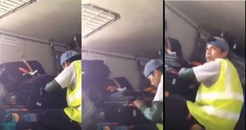 Арестовали сотрудника аэропорта, который воровал вещи из пассажирских чемоданов