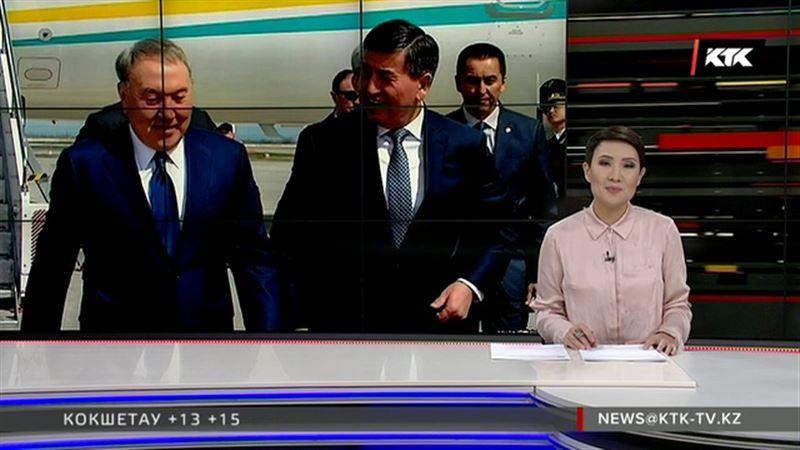 Президент поздравил Сооронбая Жээнбекова с победой на выборах