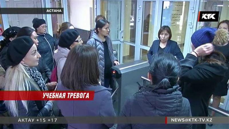 Родители хотят пожаловаться в Министерство образования на активную мамочку
