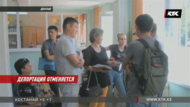 Нелегалы, приехавшие в Казахстан, неожиданно стали потерпевшими