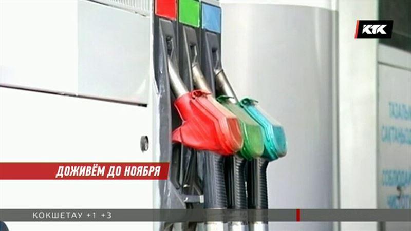 Министр энергетики подтвердил, что бензин может подешеветь