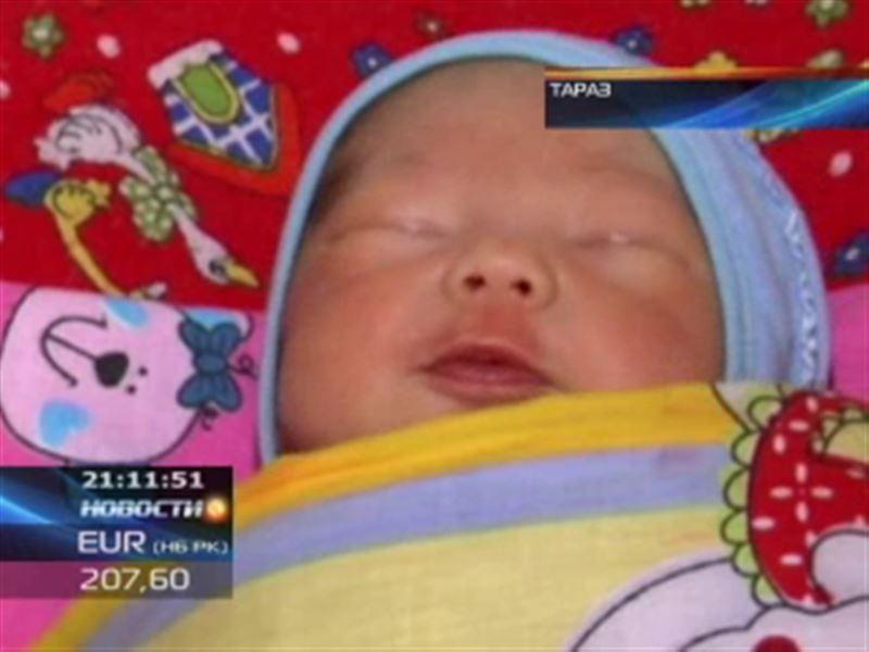 В Таразе снова выявили факт продажи младенца