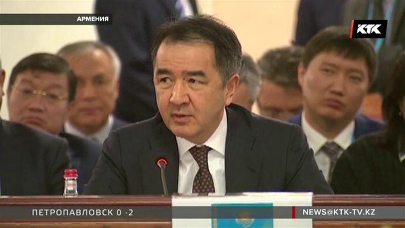 Сагинтаев: «Работа на границе не направлена против Кыргызстана»