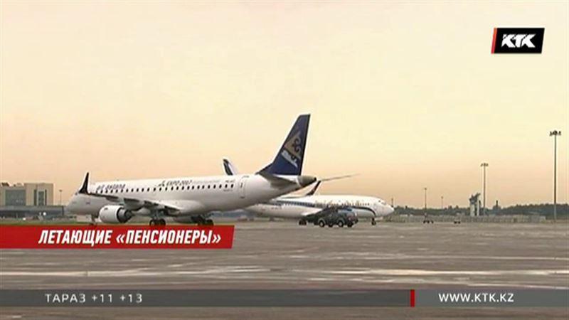 Депутаты: казахстанские авиакомпании закупают самые дешевые и старые самолеты