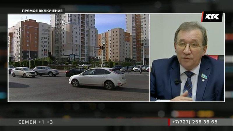 Чиновники тратят миллиарды на служебные авто – в прямом эфире КТК депутат