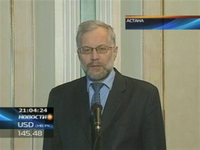 На пост руководителя МВФ выдвинут Григорий Марченко