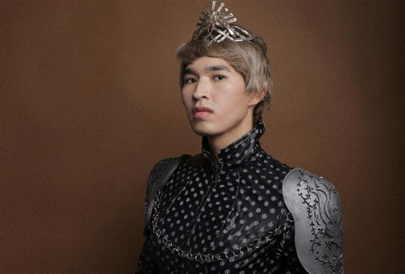 Образ казахстанца на Хэллоуин потряс социальные сети