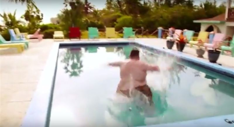 На Багамах появился курорт для туристов «размера плюс»